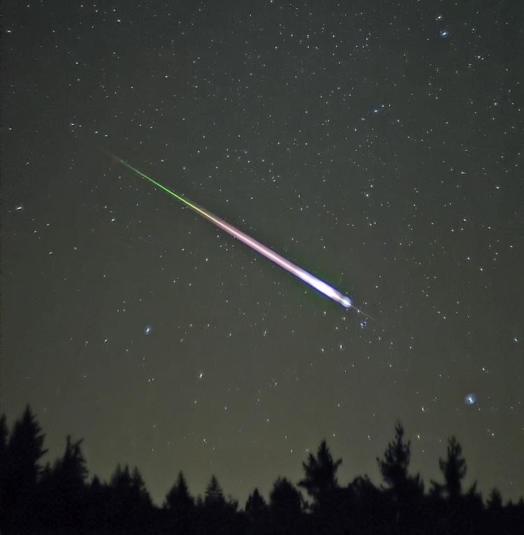 Quanti meteoriti e asteroidi cadono oggi sulla Terra?