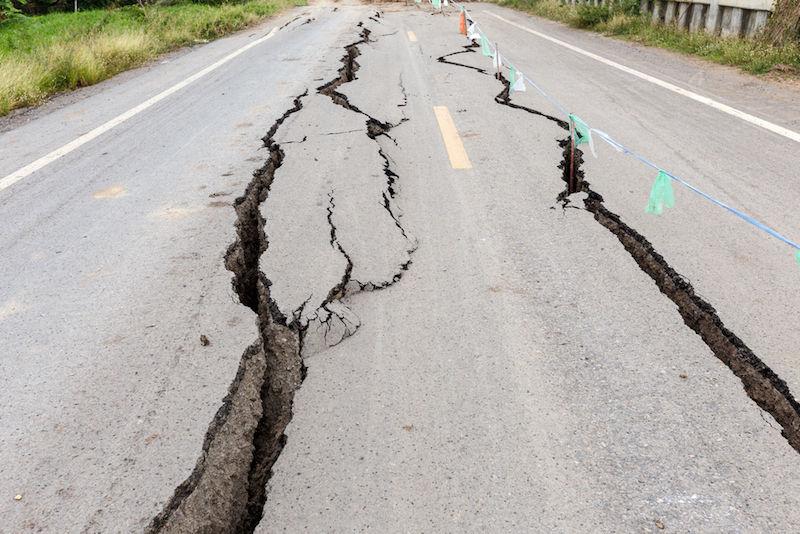 Quanti terremoti si verificano ogni anno sulla Terra?