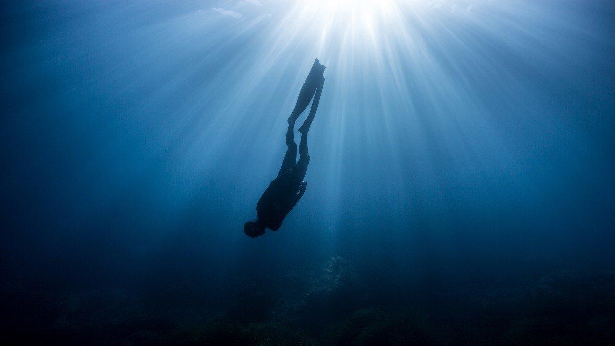 Come respirare sott'acqua senza consumare ossigeno?