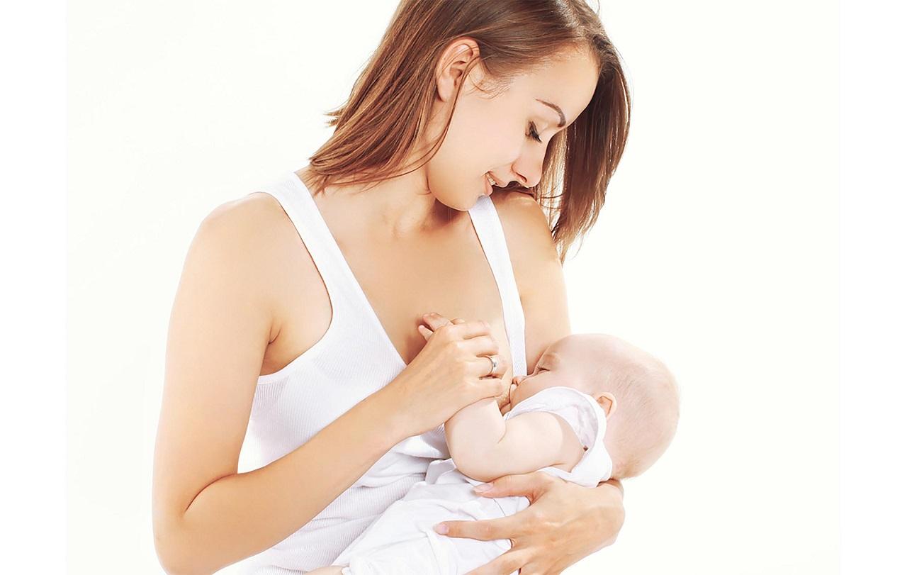 Allattare fa bene al morale della madre?