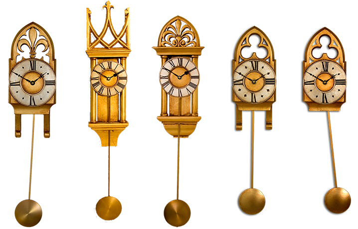 Gli orologi a pendolo oscillano insieme?