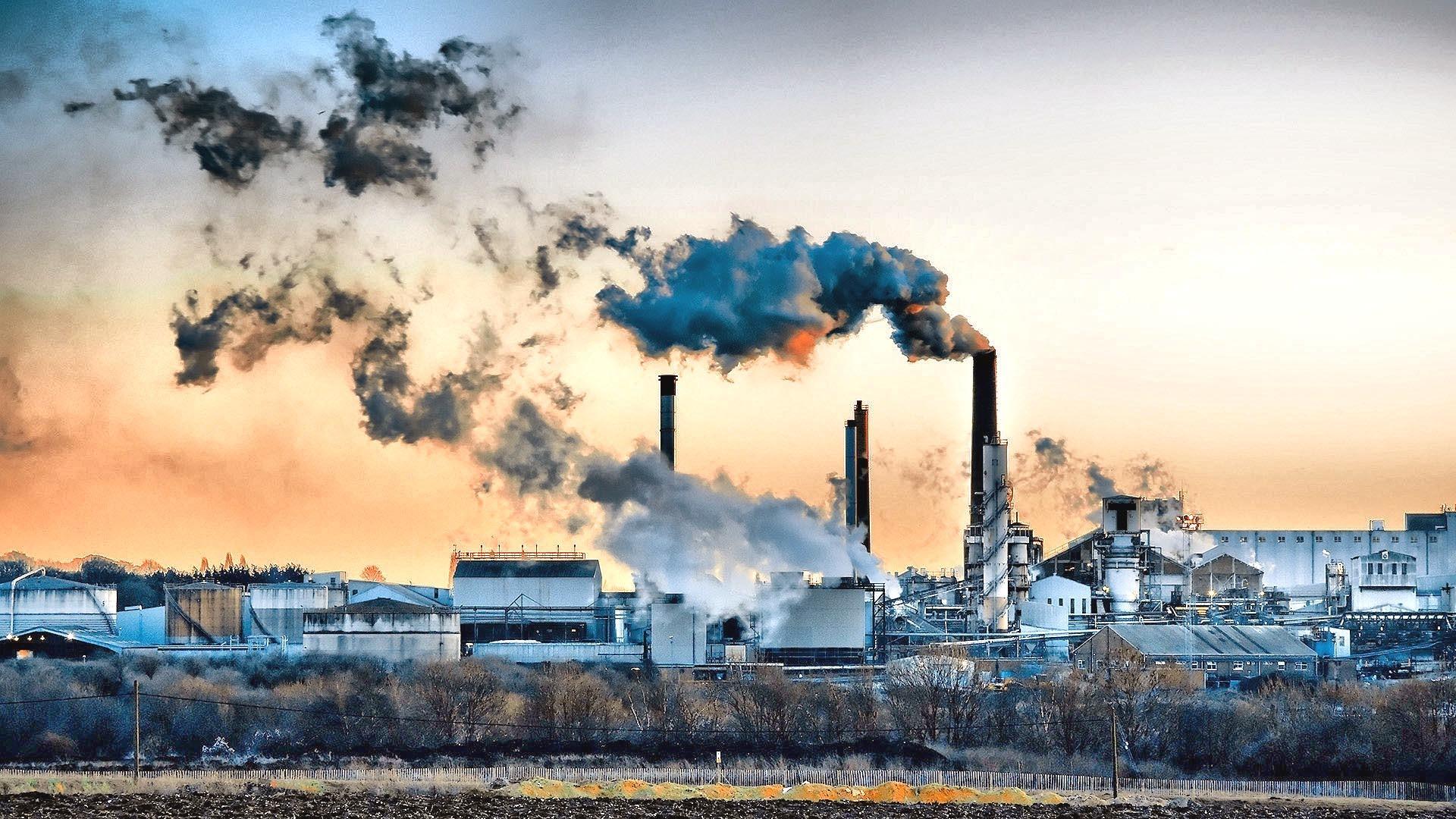 L'inquinamento nuoce alla pelle?