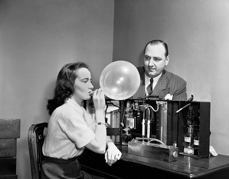 Come è nato l'etilometro?