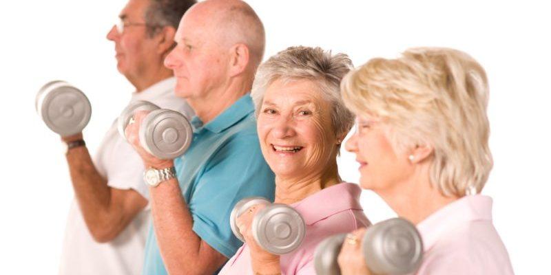 Perché con l'età anche i muscoli invecchiano?