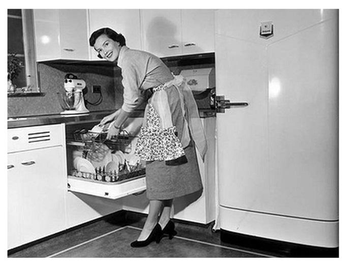 Chi ha inventato la lavastoviglie?