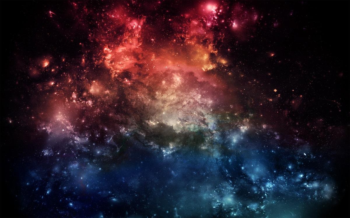 Che cosa c'è tra una galassia e l'altra?