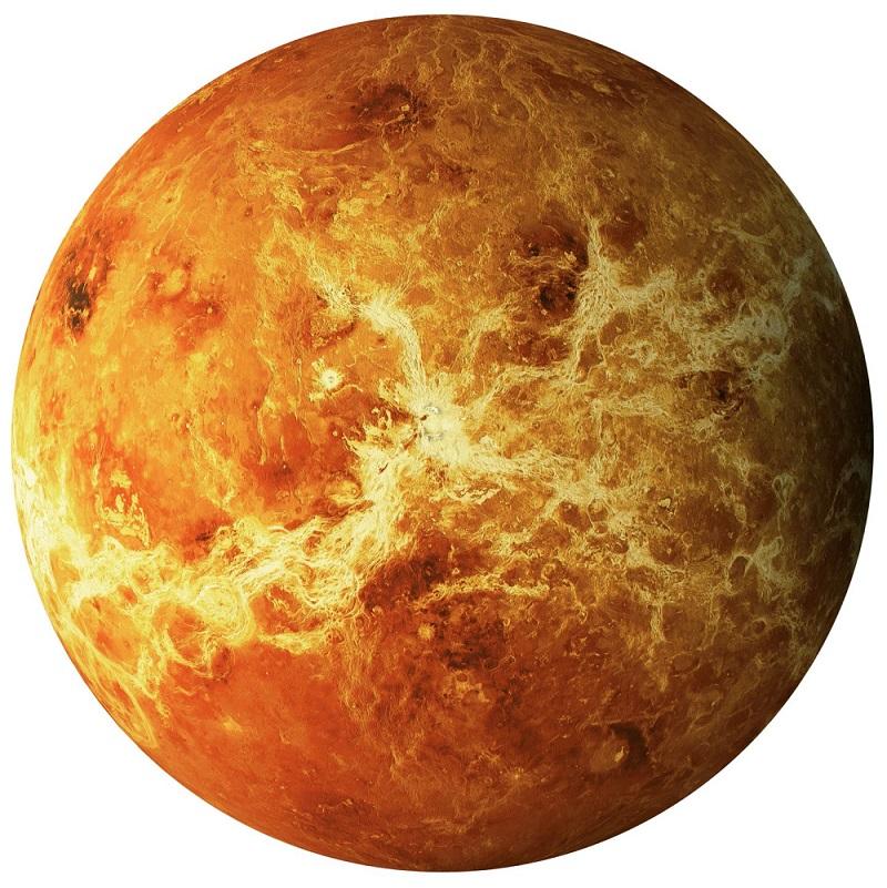 Perché Venere gira al contrario?