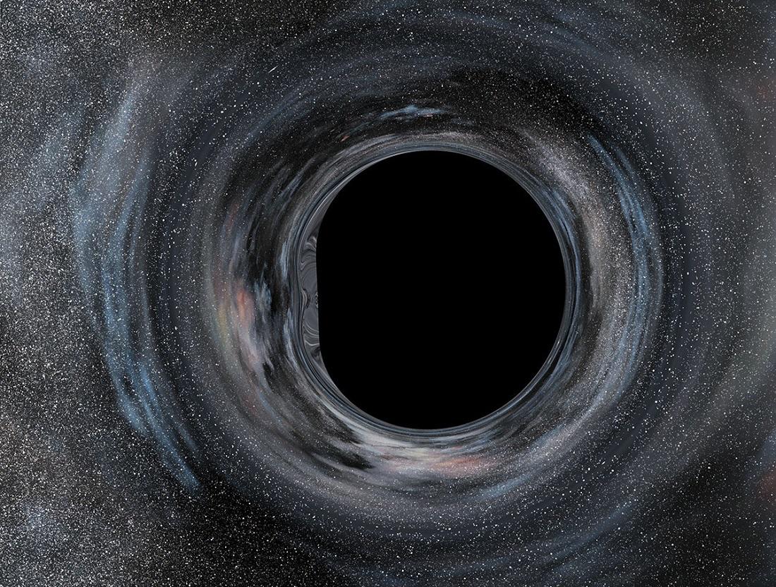 wormhole per viaggiare nello spazio