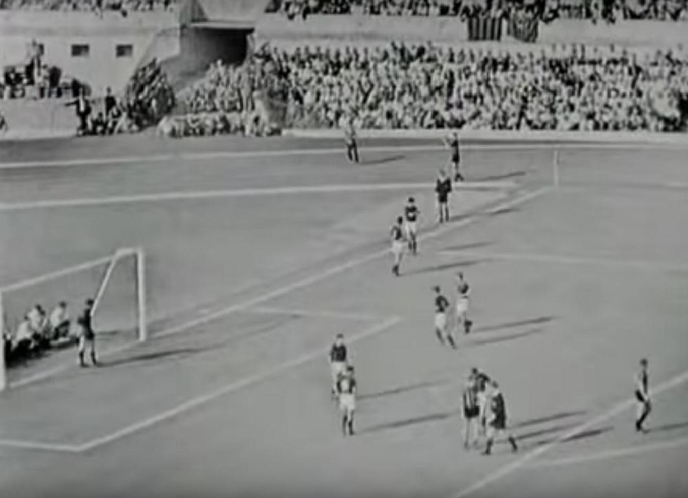 Lo spareggio tra Bologna e Inter, 1964