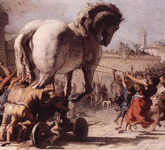 La città di Troia è davvero esistita?