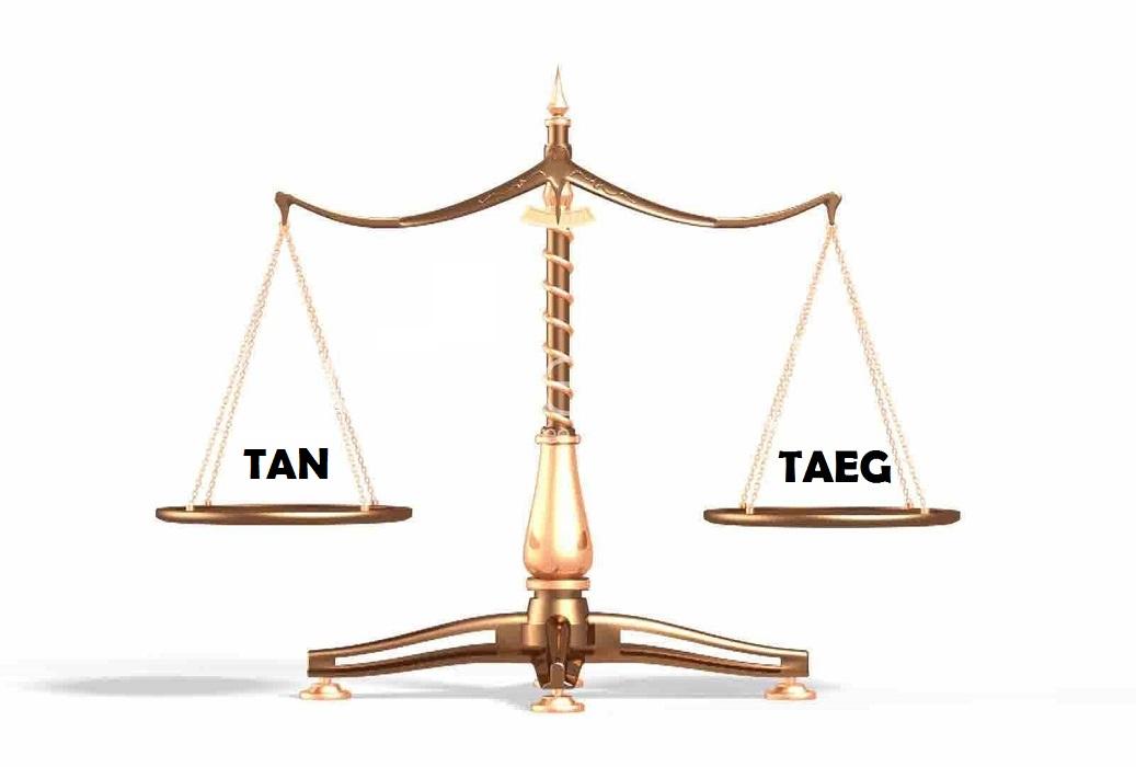 Che cosa si intende per TAN e TAEG?