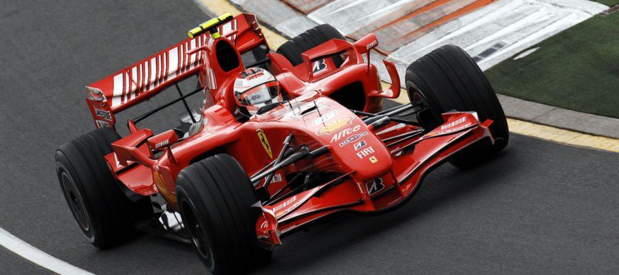 Cosa succede se scappa la pipì in Formula1?
