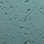 Che forma ha una goccia di pioggia?