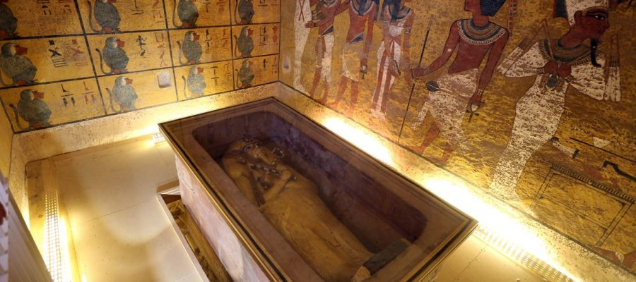 Chi ha ucciso Tutankhamon?
