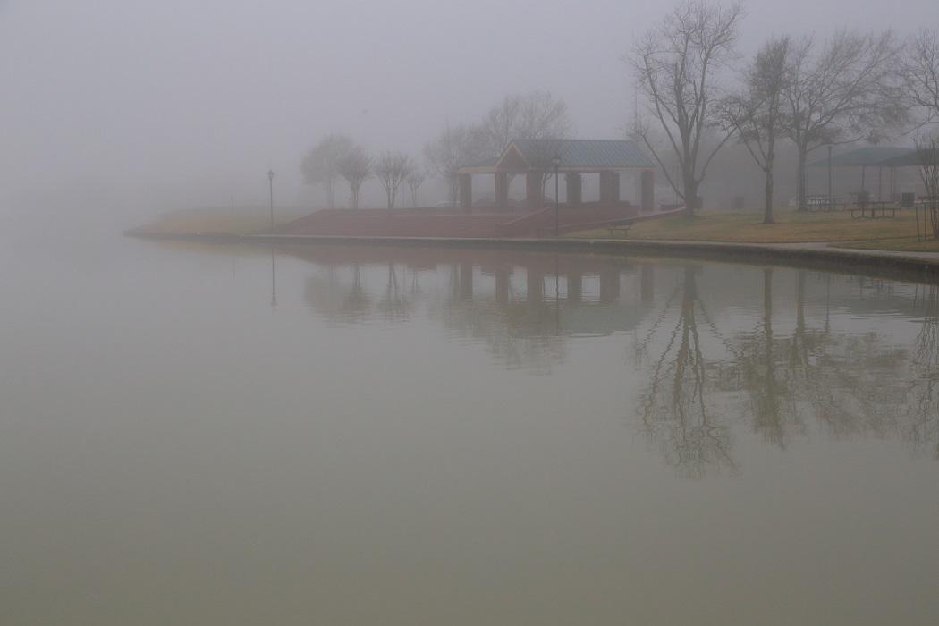 La formazione della nebbia