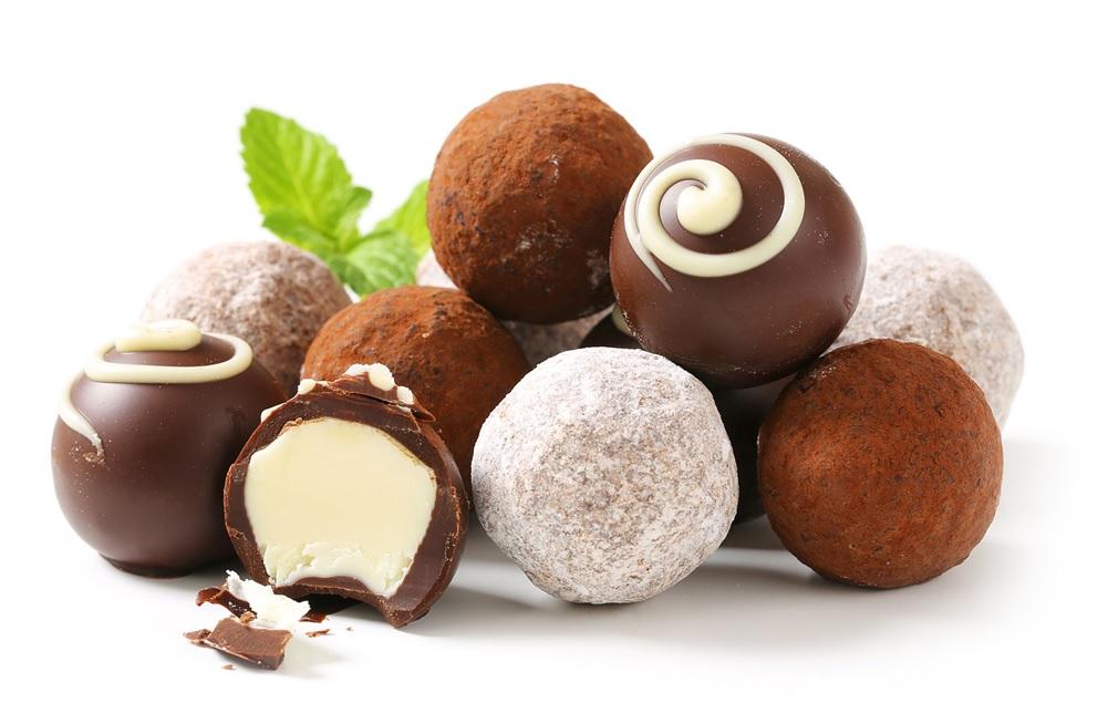 Il cioccolato tondo è più dolce?