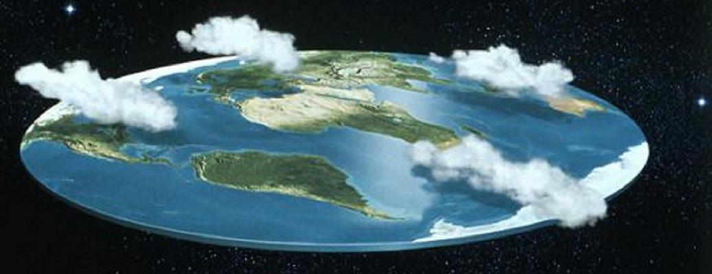 Cosa succederebbe se la Terra fosse piatta?