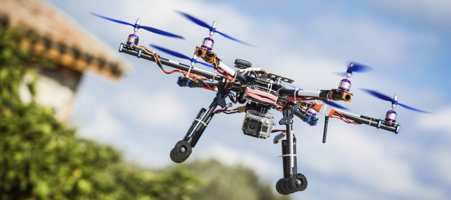 I droni vengono usati in agricoltura?