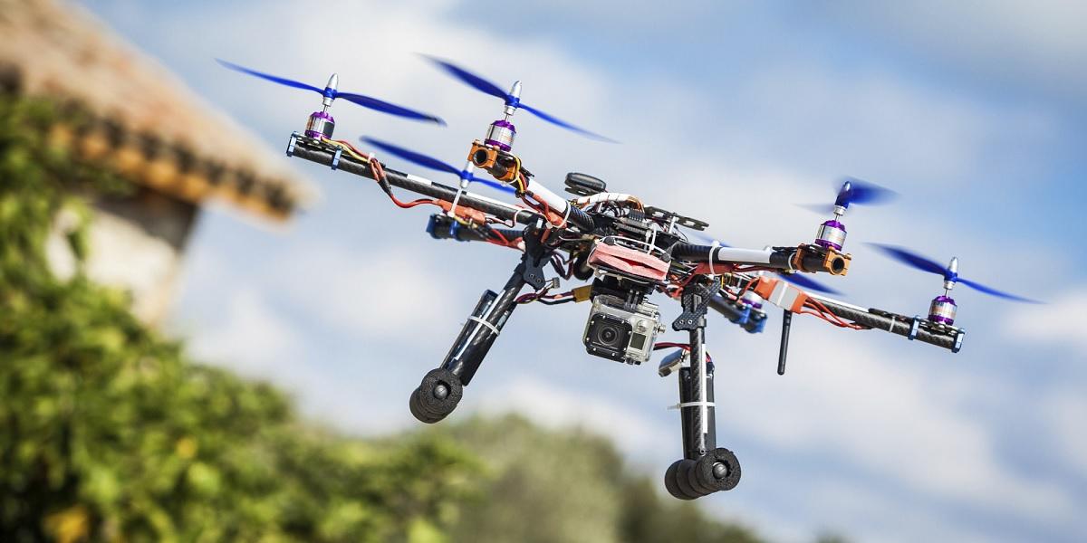 L'utilizzo dei droni nell'agricoltura