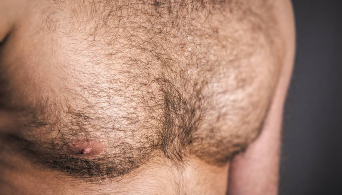 Perché gli uomini sono più pelosi delle donne?