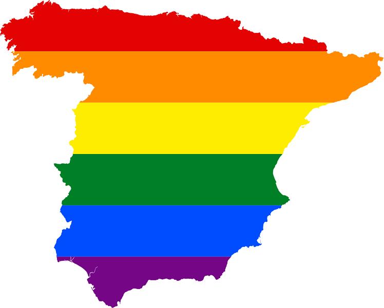 La Spagna è il paese più tollerante verso l'omosessualità