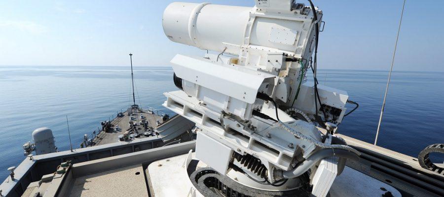 Che cosa sono i cannoni laser?