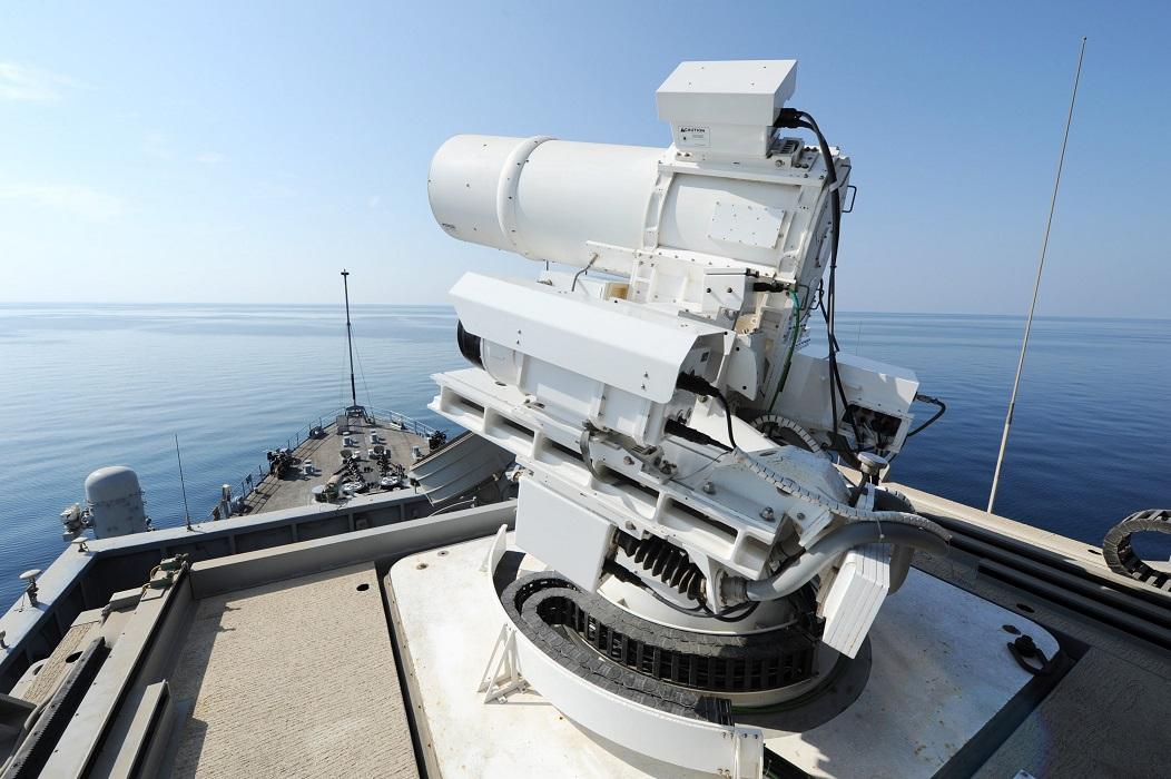LaWS (Laser Weapon System). La nuova arma creata negli USA.