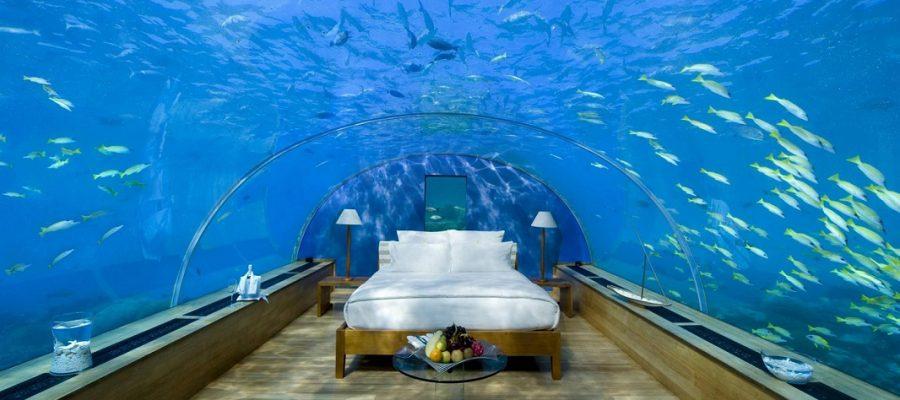 Si possono costruire hotel sott'acqua?