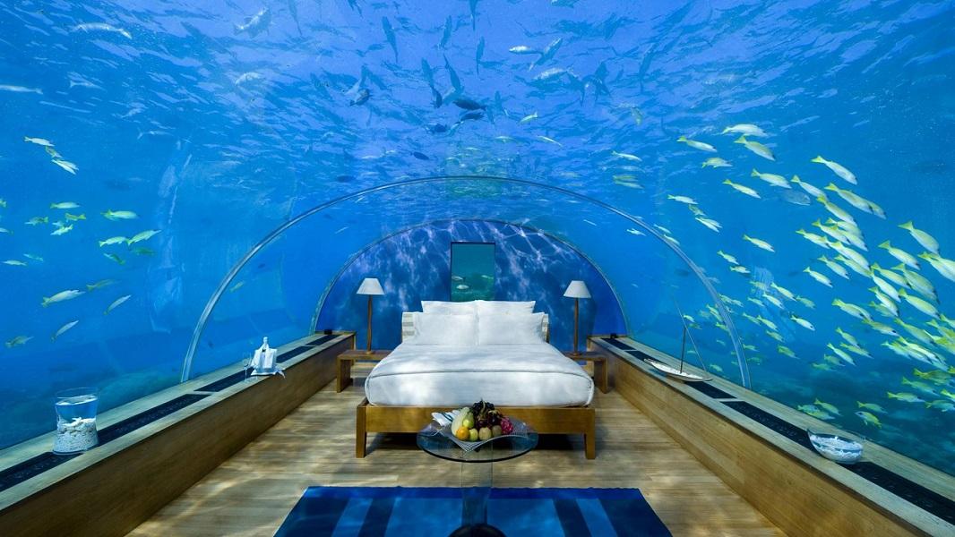 Gli hotel sottomarini