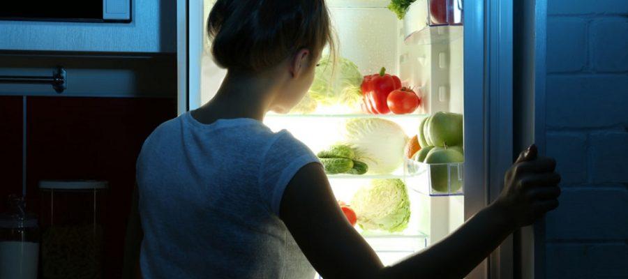 Che cos'è la sindrome da alimentazione notturna?