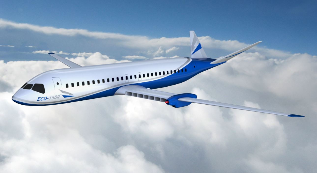Il  Wright One, l'aereo a batteria