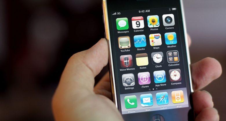 Si può scoprire una password inclinando il telefono?