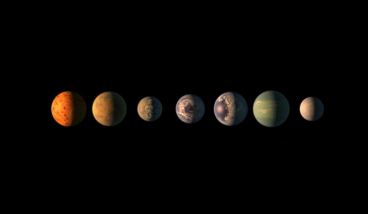 Perché i pianeti sono rotondi?