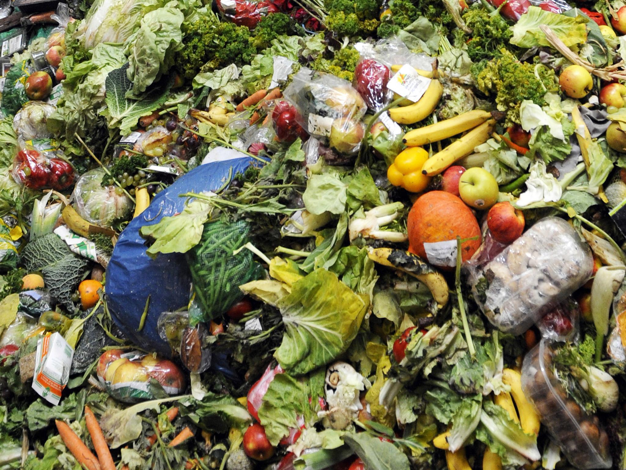 Quanto cibo si spreca al mondo?