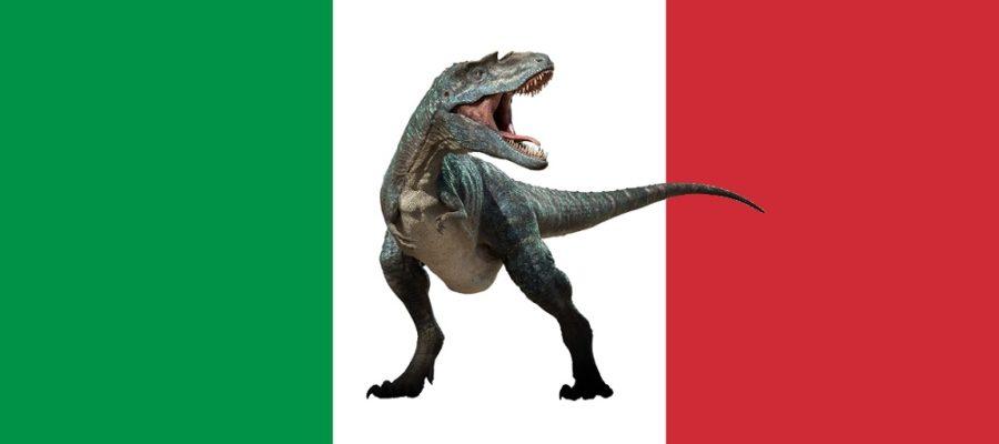 In quale regione italiana sono stati ritrovati più dinosauri?