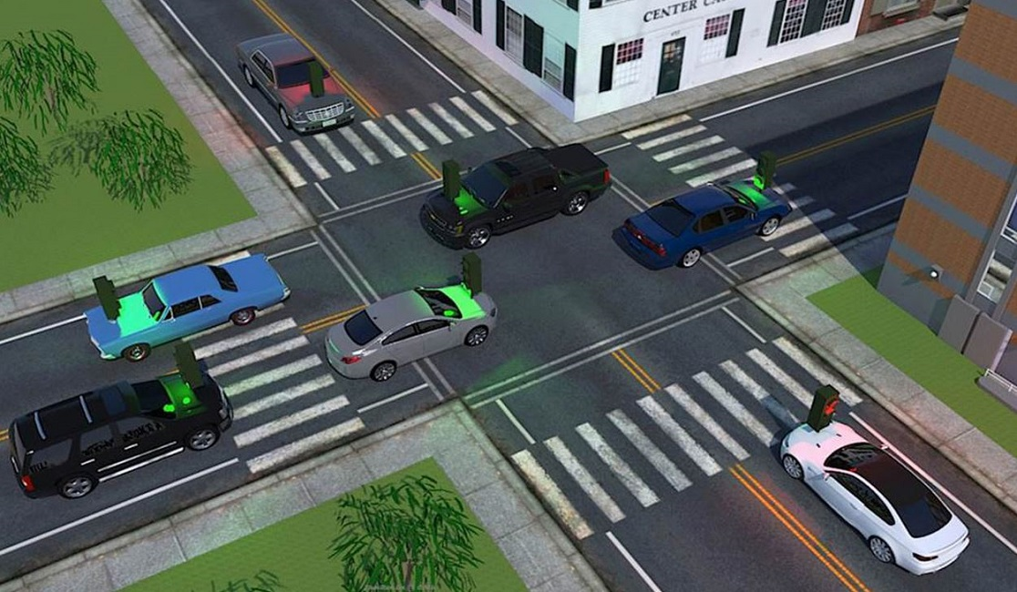 Futuro senza semafori
