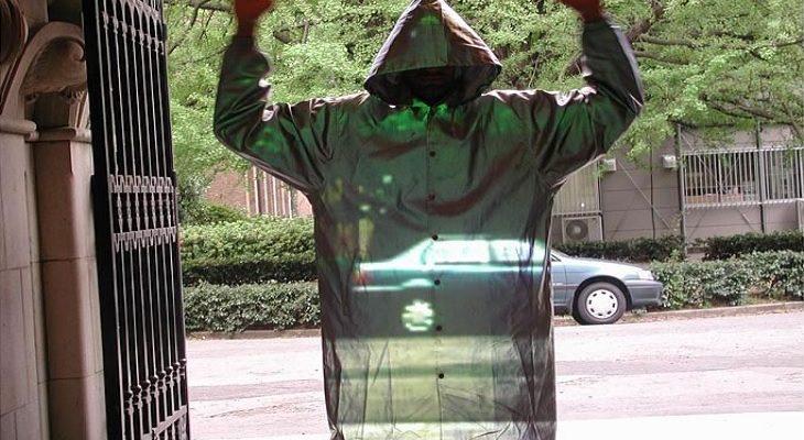 Il mantello dell'invisibilità sarà mai realtà?