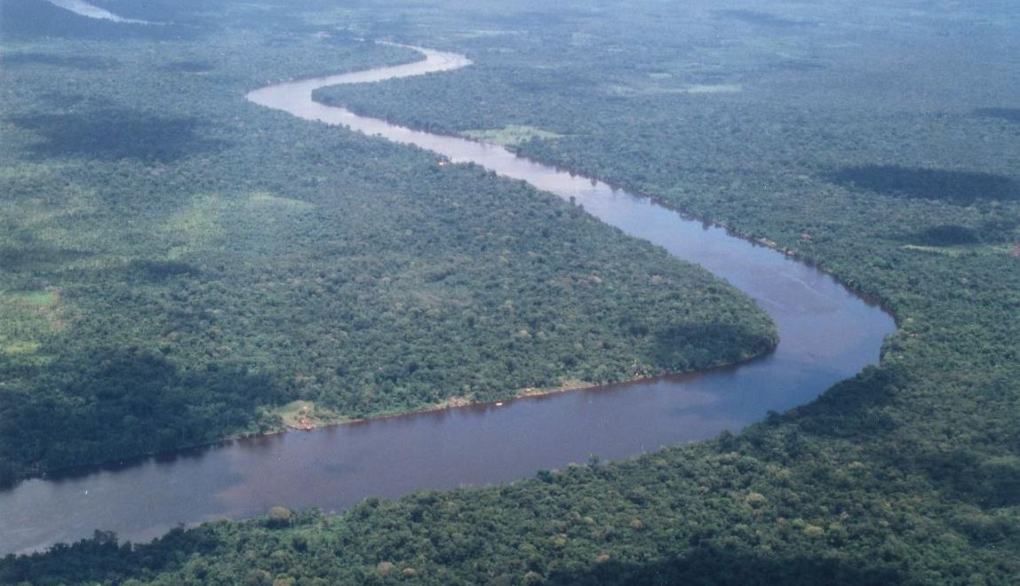 Il Rio delle Amazzoni sfociava nel Pacifico