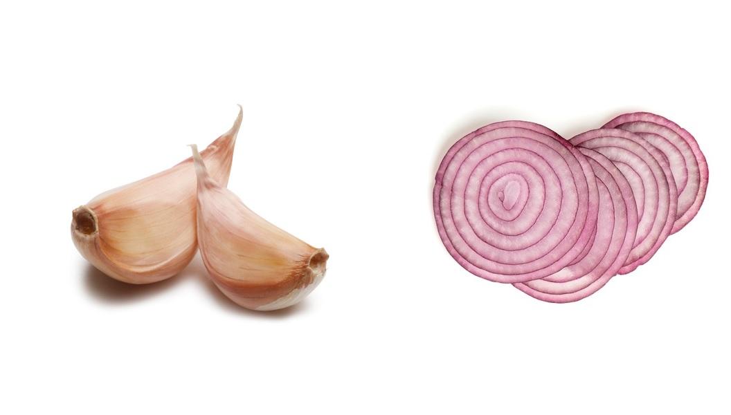 Aglio e cipolla proteggono lo stomaco?