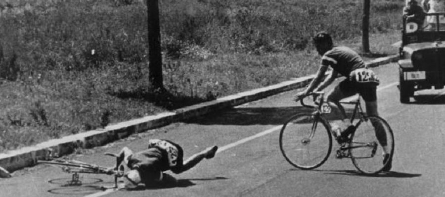 Chi è stato il primo ciclista dopato?