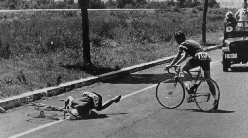 Il primo caso di doping della storia