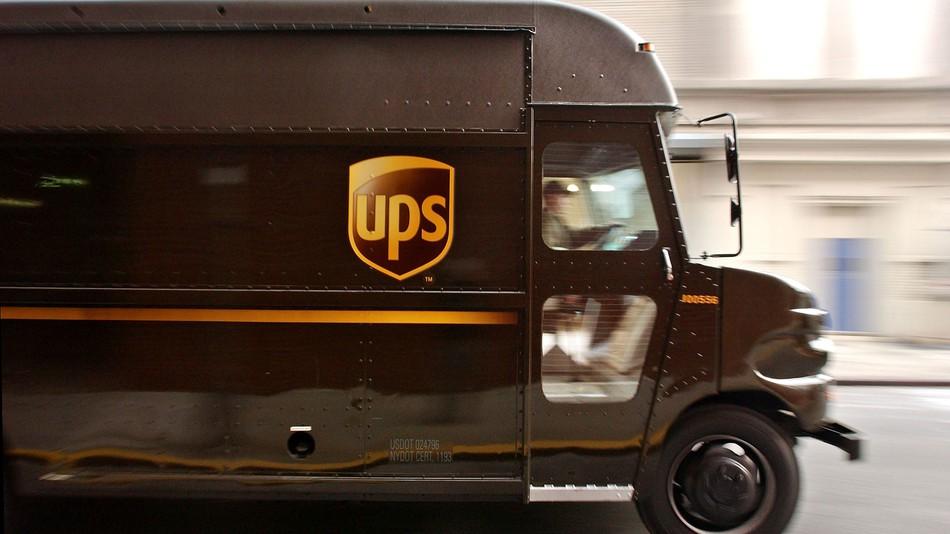 Perché gli autisti dell'UPS non girano a sinistra?