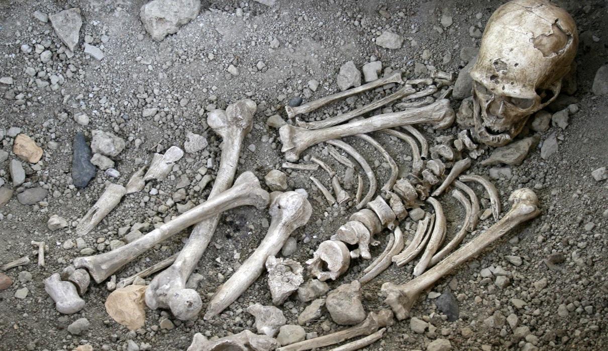 La sepoltura nel mondo antico