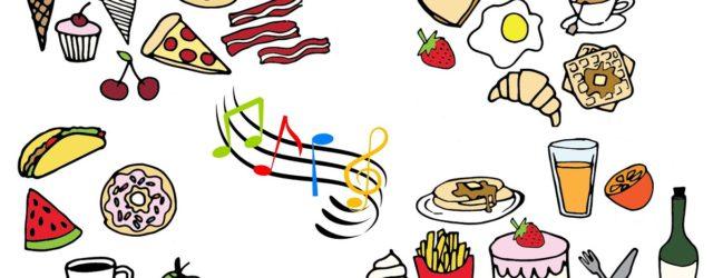 La musica ci influenza nei nostri gusti alimentari?
