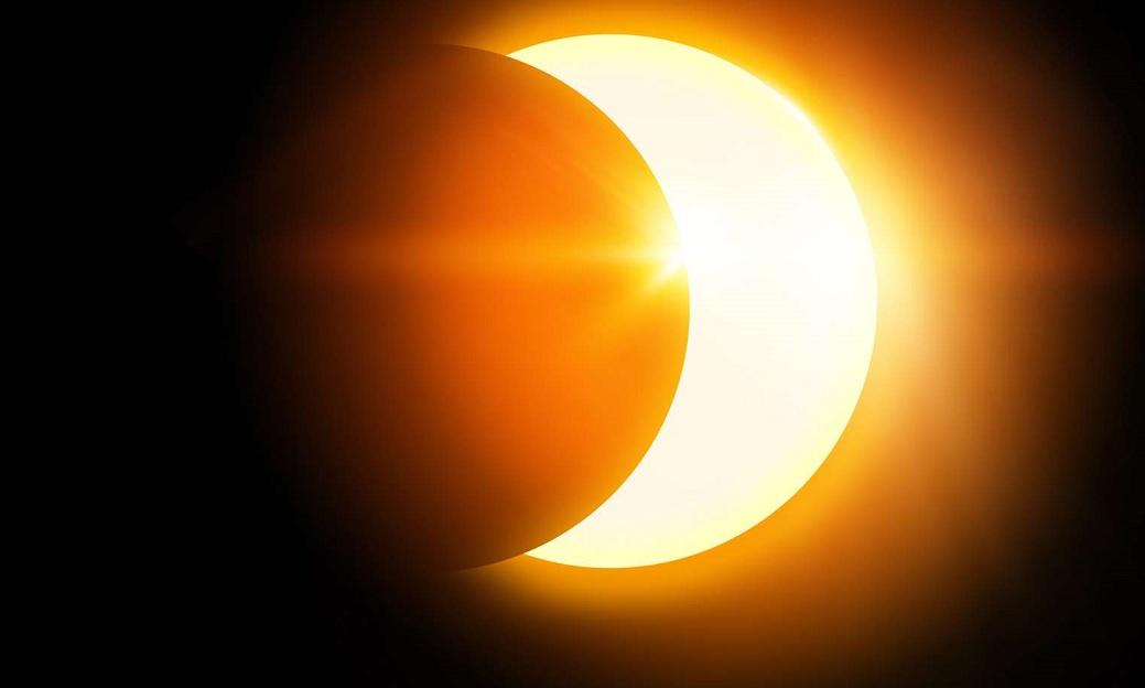 La visibilità delle eclissi sugli altri pianeti