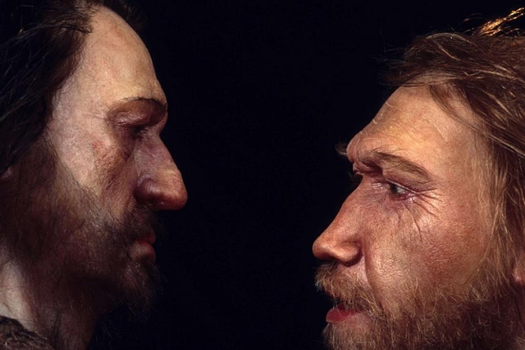 Accoppiamento tra Neanderthal e Sapiens