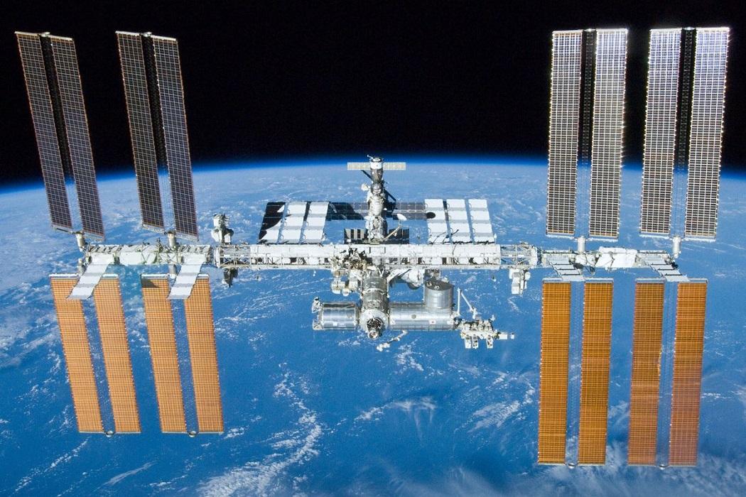 L'acquario nella Stazione Spaziale Internazionale