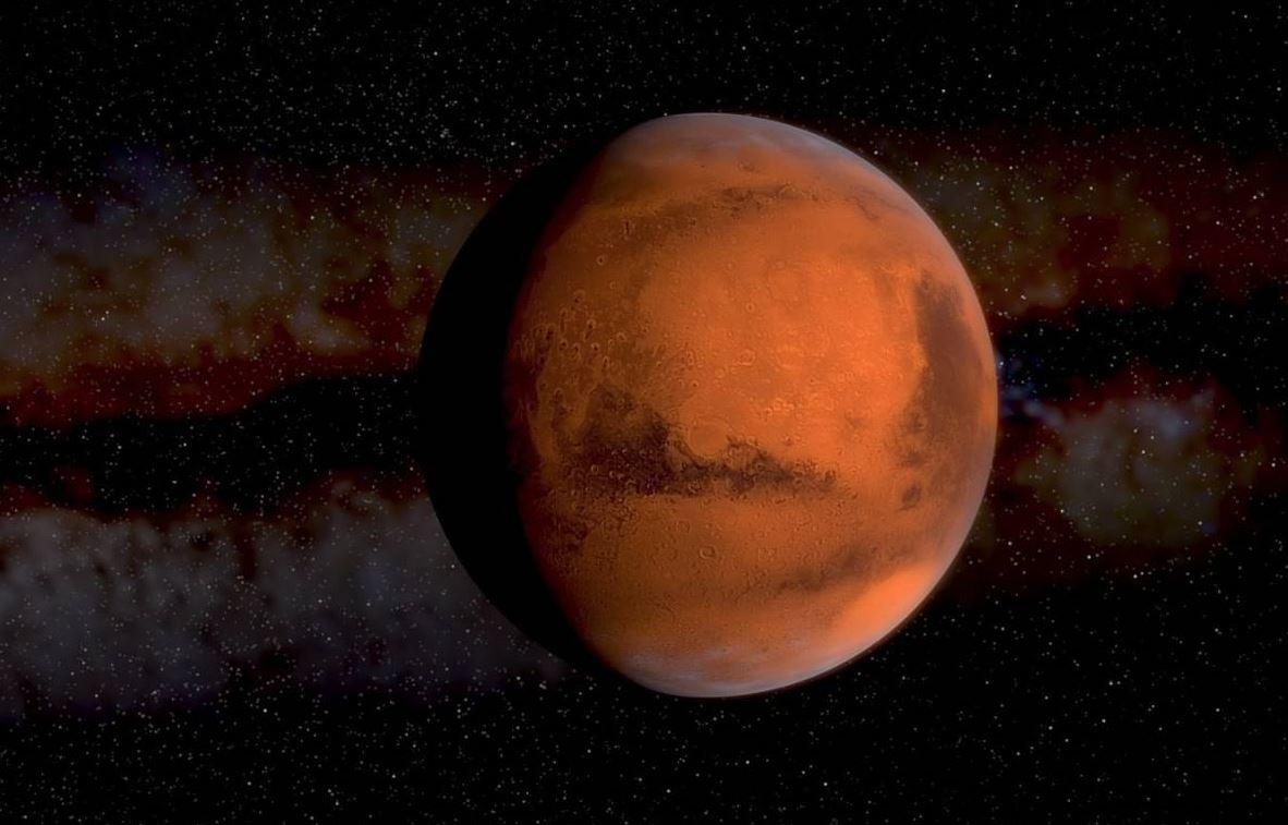 Marte è il Pianeta Rosso