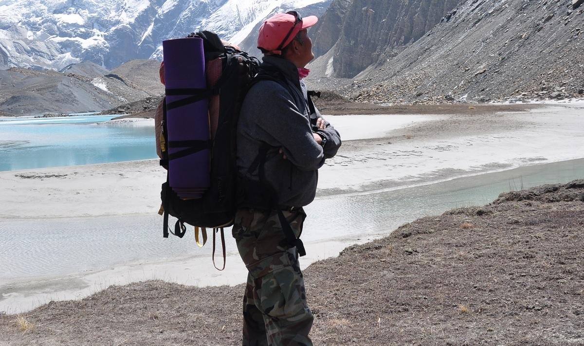 Gli sherpa non soffrono l'altitudine