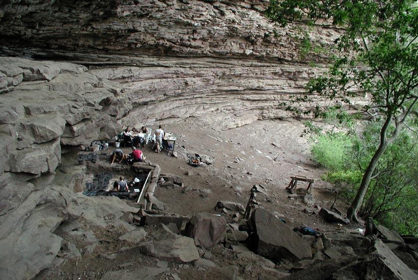 I materassi più antichi sono stati ritrovati in Sudafrica, nel sito di Sibudu